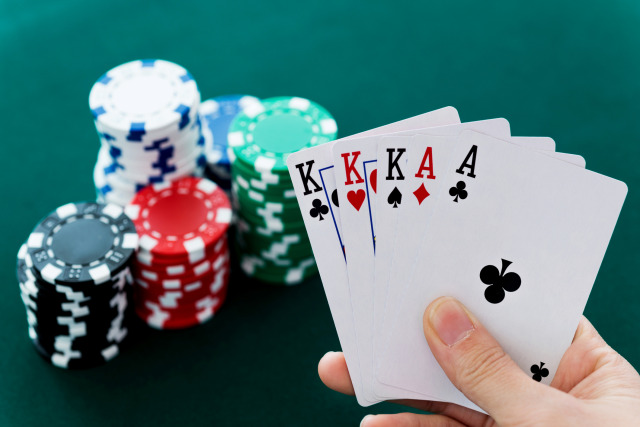 Evidence You Produced A Significant Effect About Poker